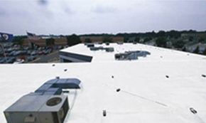commercial roof coatings, commercial roof maintenance