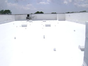 spray foam roofing, foam roofing
