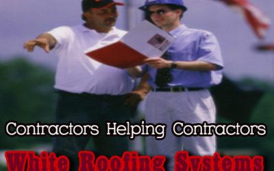 Contractors add Roof Coatings