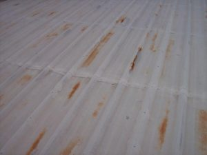 metal roof leak, leaking metal roof, metal roof coatings