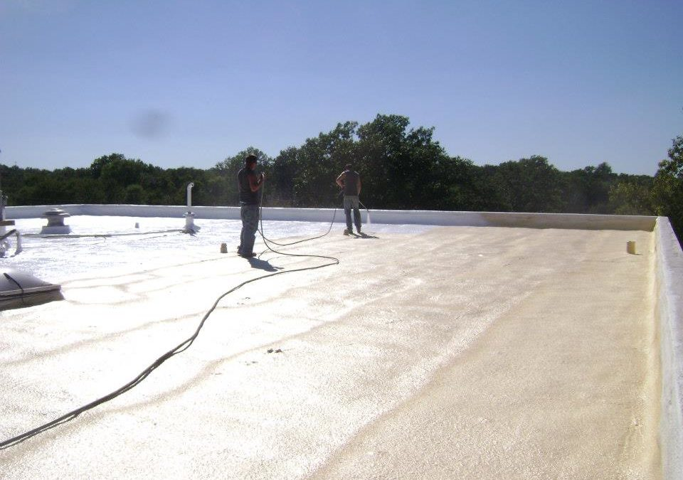 Benefits of Spray Polyurethane Foam (SPF) roof systems