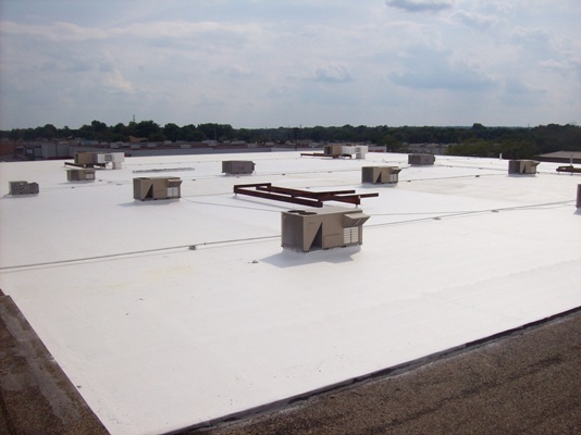 Roof Coatings and Preventive Roof Maintenance