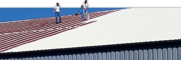 Amazing Maintain Your Roof With Metal Roof Coatings