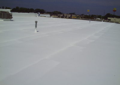 TPO top coated in IL