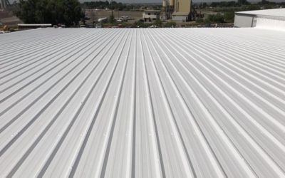 Metal Roof Coatings Idaho