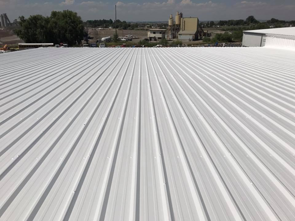 Restore A Metal Roof In Twin Falls Idaho With Conklin Roof