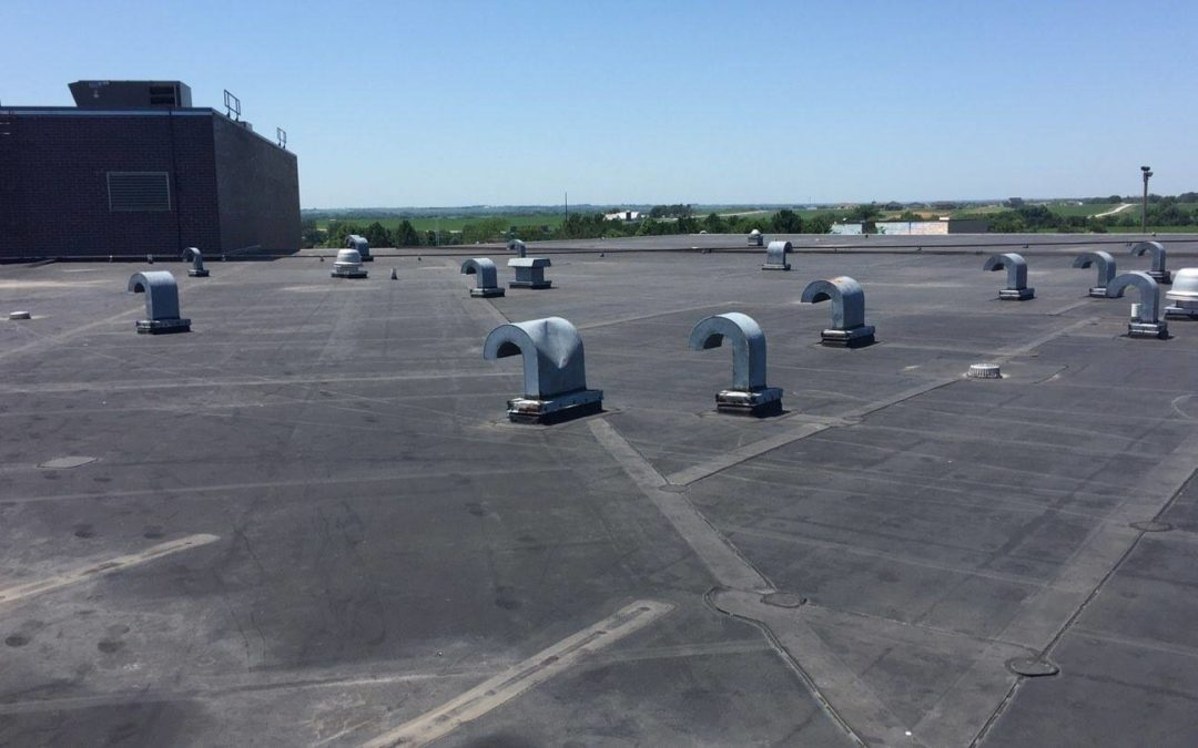 Flat Commercial Roof Issues