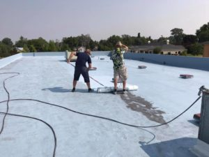Conklin Ply Roofing System