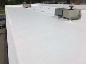 white roof coatings id, conklin white roof coatings