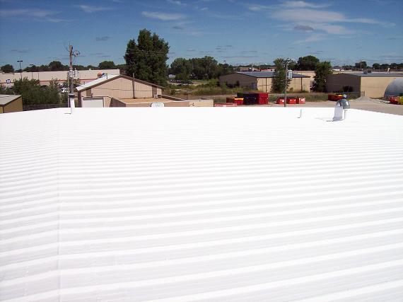 Metal Roof Leaks
