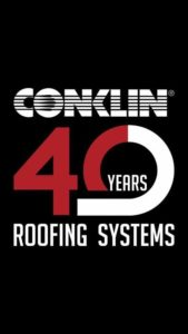 conklin roofing systems, conklin roof coatings