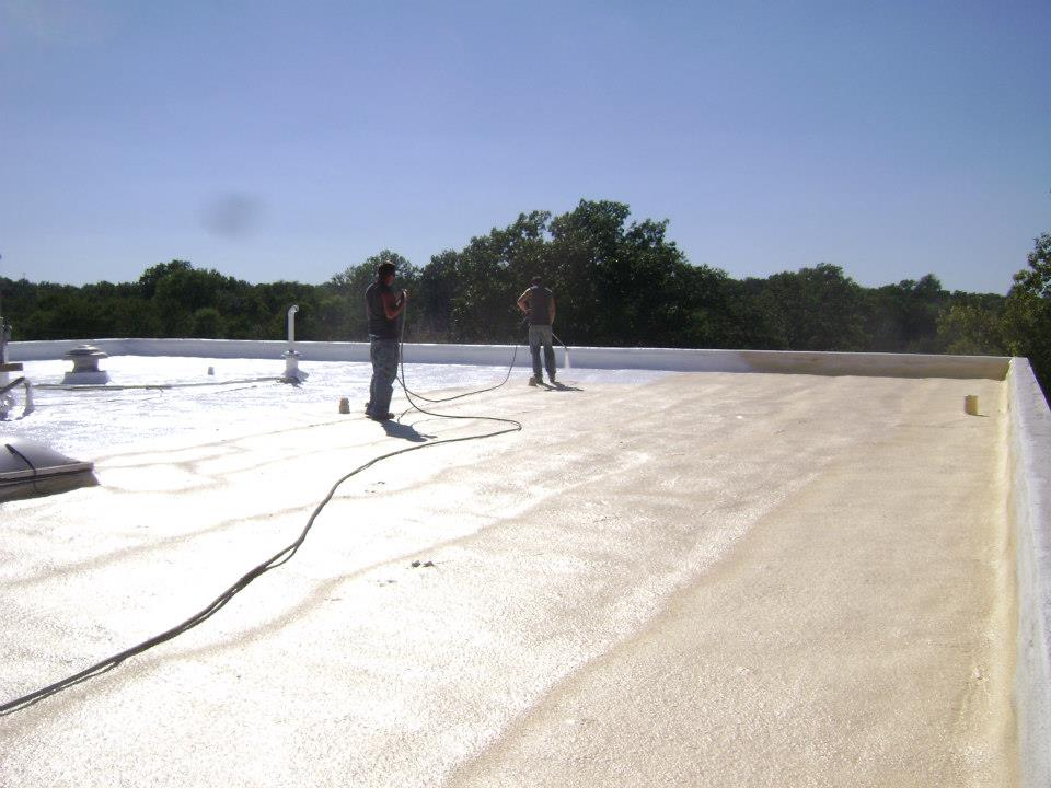 Benefits Of Spray Polyurethane Foam Roof Systems For