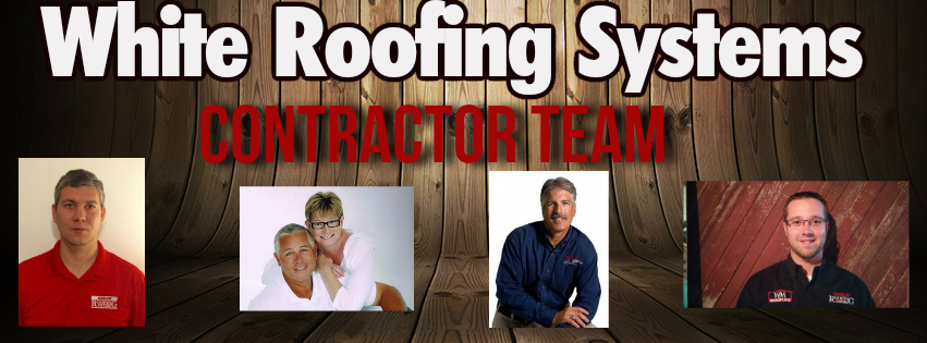 Conklin Roof Team Of Contractors White Roofing Systems
