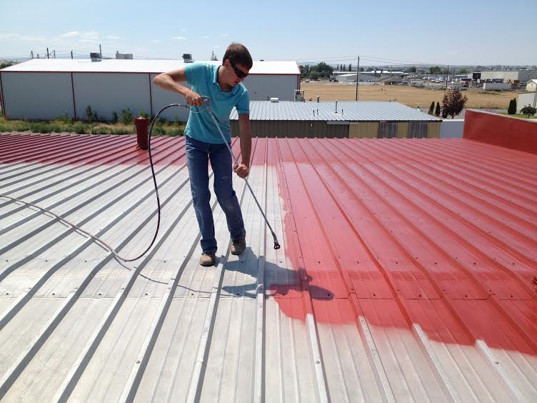 Metal Roof Primer White Roofing Systems