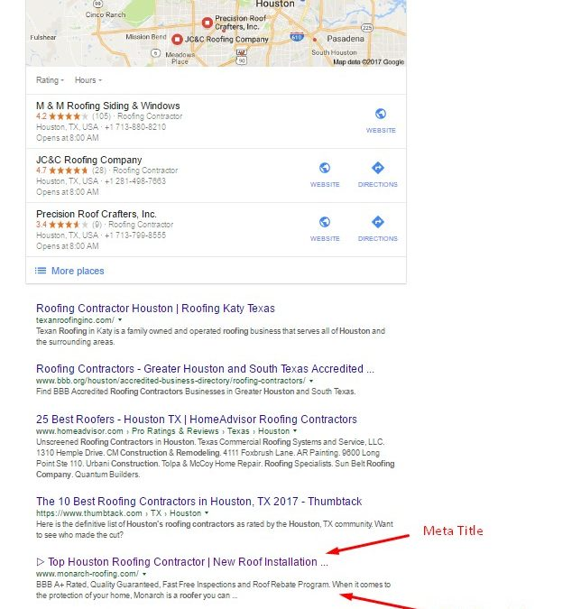 Best Practices for a Roofing Contractor SEO