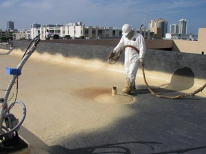Are Foam Roofs Sustainable L Foam Roofing L White Roofing