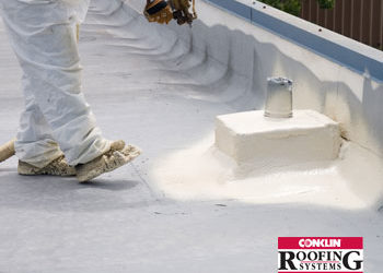 Spray Foam Roof vs Hail