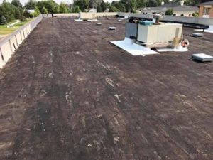 flat roof coatings, commercial flat roof