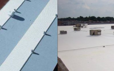 Winter Hazards for Commercial Roofs
