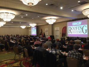 Callsroom training for Conklin contractors