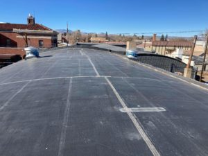 EPDM roof in Monte Vista CO